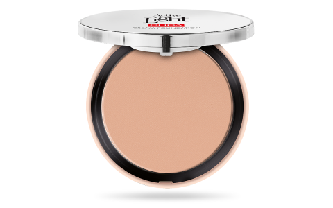 Active Light - Light Activating Compact Cream Foundation - Perfect Skin - PUPA Milano