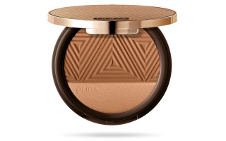 Savanna Bronze & Highlighter Bronzer and Highlighter - Tanning and Light Reflecting