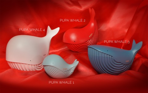 Pupa Whales Limited Edition - PUPA Milano