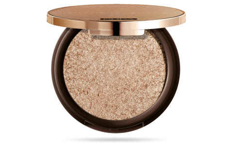 Savanna 3D Gold Eyeshadow Pure Light - Effect Eyeshadow