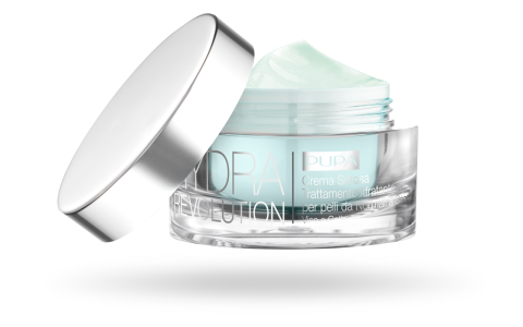 HYDRA REVOLUTION Silky Cream Moisturizing Treatment for Normal to Dry skin Face and Neck