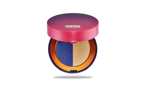 Sunset Blooming Duo Eyeshadow - PUPA Milano
