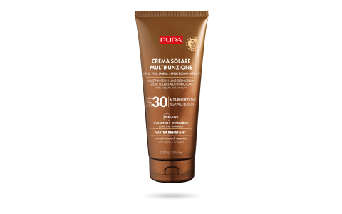 Multifunction Sunscreen Cream SPF 30 (200 ml) - PUPA Milano